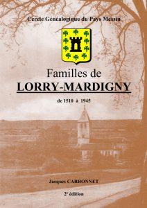 couverture du Livre des familles