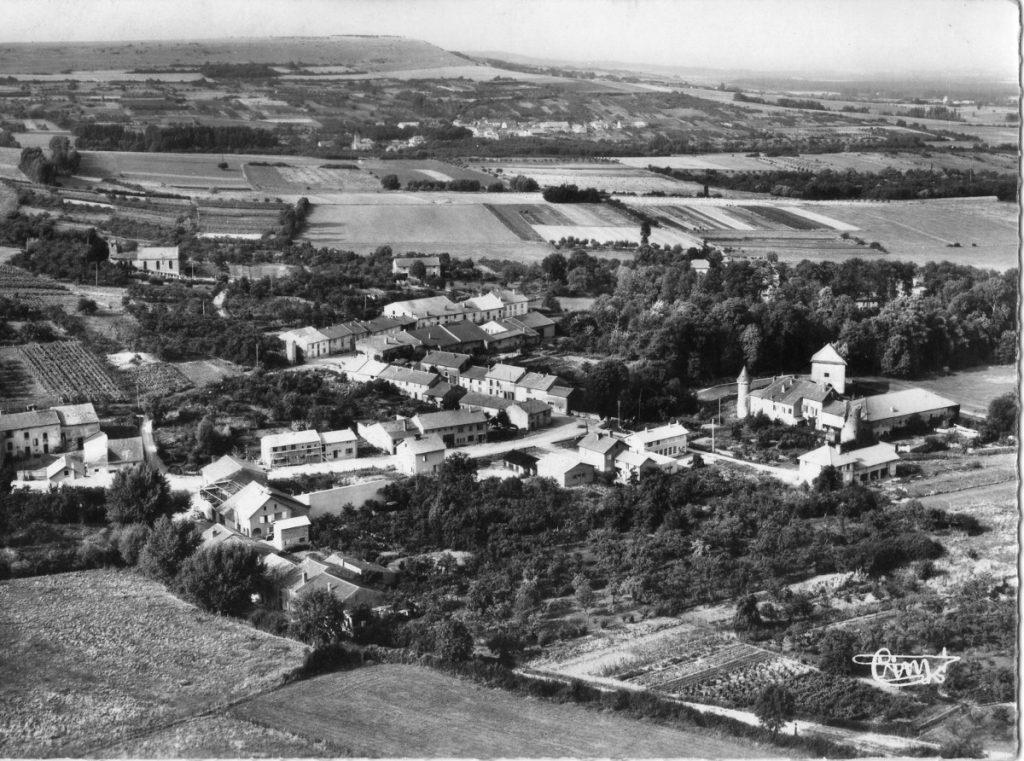 Mardigny en 1955