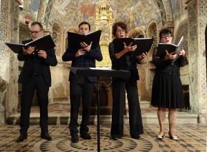 Metz'a voce dans l'église Ste Croix / 19/09/2015