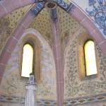 chapelle N.D. de la Salette - choeur