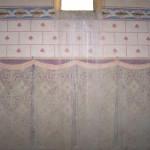 chapelle N.D. de la Salette - mur