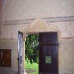 chapelle N.D. de la Salette - entrée