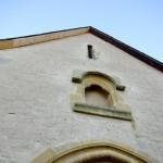 chapelle N.D. de la Salette - pignon