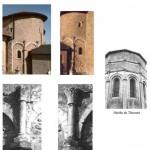 église Ste Croix - abside