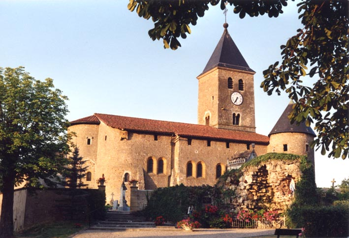 église Ste Croix / Lorry