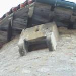 église Ste Croix - bretèche