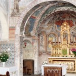 église Ste Croix - choeur principal
