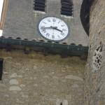 église Ste Croix - les deux tours