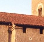 église Ste Croix - étage fortifié des combles