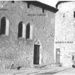 église Ste Croix - fortification
