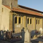 église Ste Croix - nef sud 1895