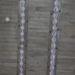 église Ste Croix - plafond