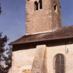 église St Laurent - partie classée