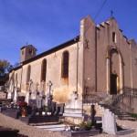 église St Laurent - l'église du 19e siècle