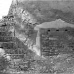 église St Laurent - l'ancienne porte