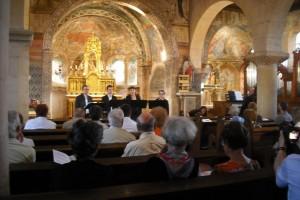 Metz'a Voce - concert du 7 juil. 2013, Lorry-Mardigny