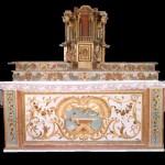 autel du XVIIIe siècle